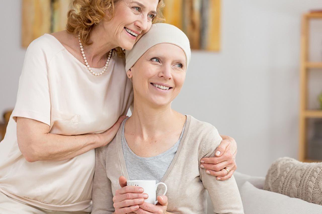 Người bệnh cần giữ tinh thần lạc quan, vui vẻ, sống tích cực