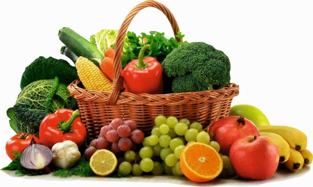 Trong thực đơn cho bệnh nhân ung thư vòm họng cần bổ sung nhiều rau xanh và trái cây