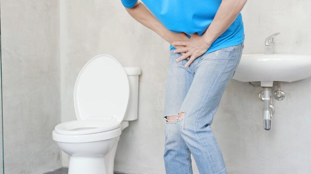 Táo bón lâu ngày là một trong những triệu chứng ung thư ruột