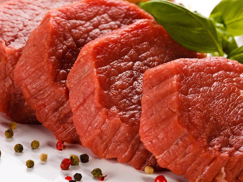 Bệnh nhân ung thư tuyến tụy không nên ăn quá nhiều thịt đỏ bởi hàm lượng đạm cao rất dễ dẫn đến khó tiêu hóa
