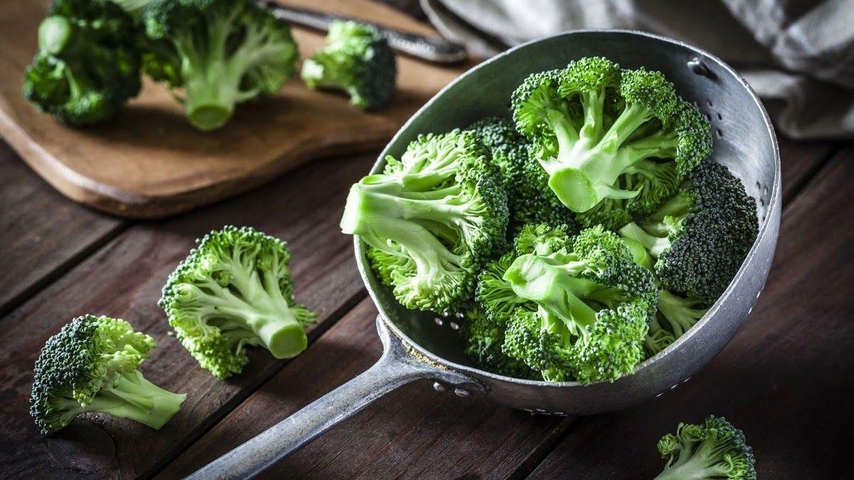 Bông cải xanh tốt cho người bệnh ung thư buồng trứng