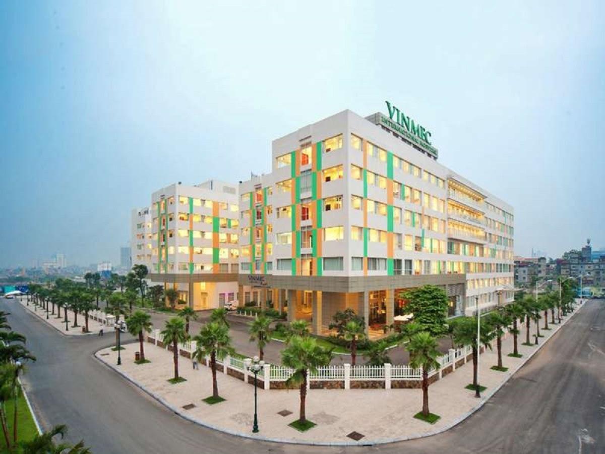 Bệnh viện Đa khoa Quốc tế Vinmec Hà Nội
