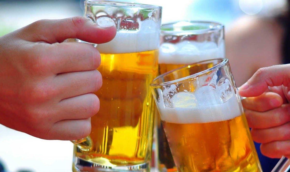 Rượu, bia chính là một nguyên nhân chính gây ra bệnh ung thư gan