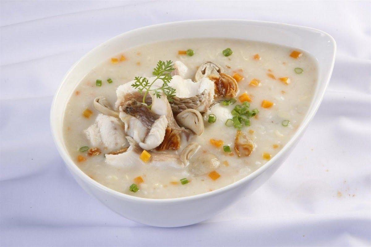 Người bệnh ung thư khi hóa trị nên ăn thức ăn mềm, lỏng như cháo, súp