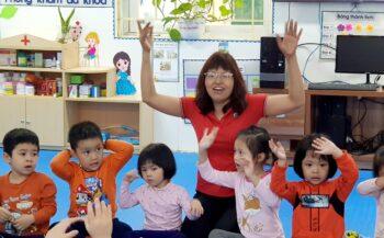 Chìa khóa giúp cô giáo mầm non chiến đấu ung thư di căn