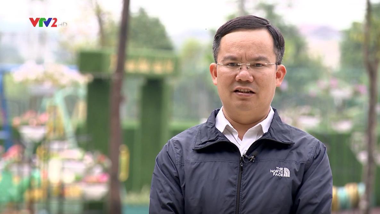 Anh Nguyễn Văn Trăm - chồng chị Thoan đang chia sẻ