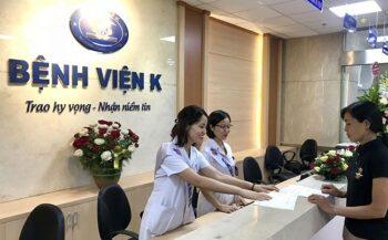 Bệnh viện K có làm việc thứ 7 không? Lịch làm việc của bệnh viện K