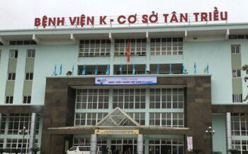 Bệnh viện K3 Tân Triều – Địa chỉ và kinh nghiệm khám chữa bệnh