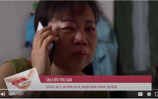 VTV2 HTCB SỐ 22 – Hành trình người phụ nữ vượt qua Ung thư buồng trứng (Chị Lưu Thị Lụa- 0906923167)