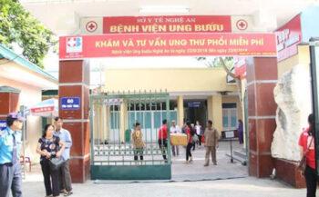 Bệnh viện Ung bướu Nghệ An – Quy trình khám chữa bệnh chi tiết