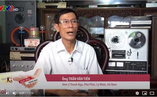 VTV2 HTCB số 23 – Hành trình tìm lại sự sống của bệnh nhân ung thư Vòm họng (Ông Tiến- 0987.760.309)